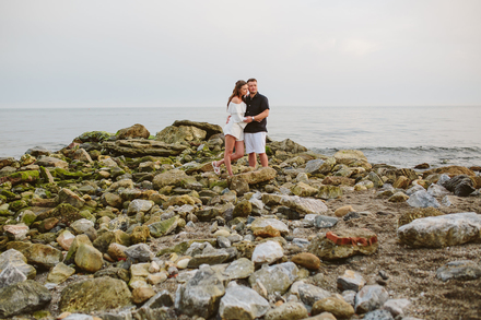 Love Story photo session in Marbella